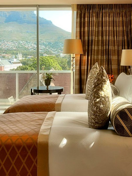 Luxury Heritage Rooms With Mountain View