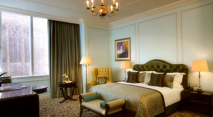 Taj Club Rooms