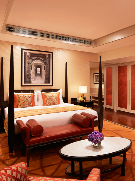 Grand Luxury Suite Bedroom