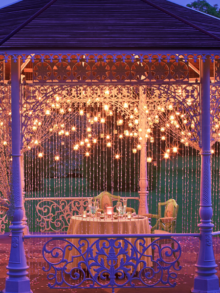 Private Dining at Gazebo