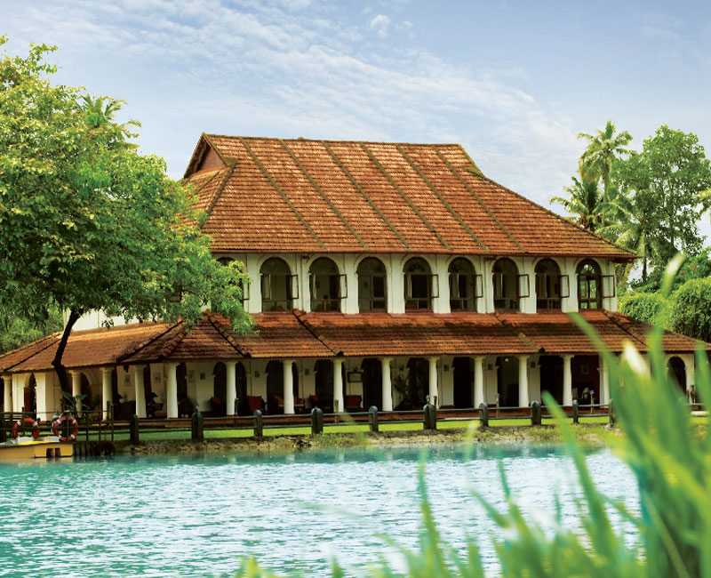 Taj Kumarakom Resort & Spa, Kerala