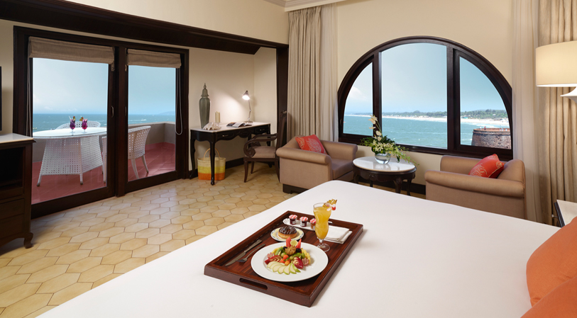 Premium Room Sea View With Terrace