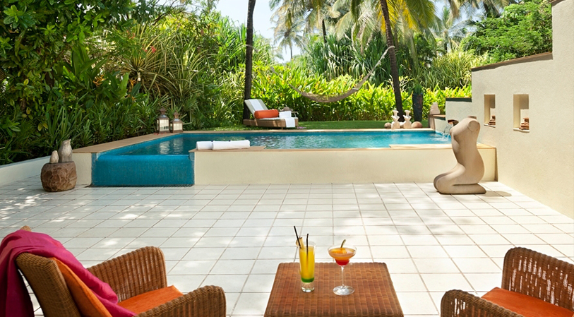 Premium Villa Rooms With Personal Plunge Pool