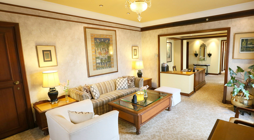 The Grand Presidential Suite